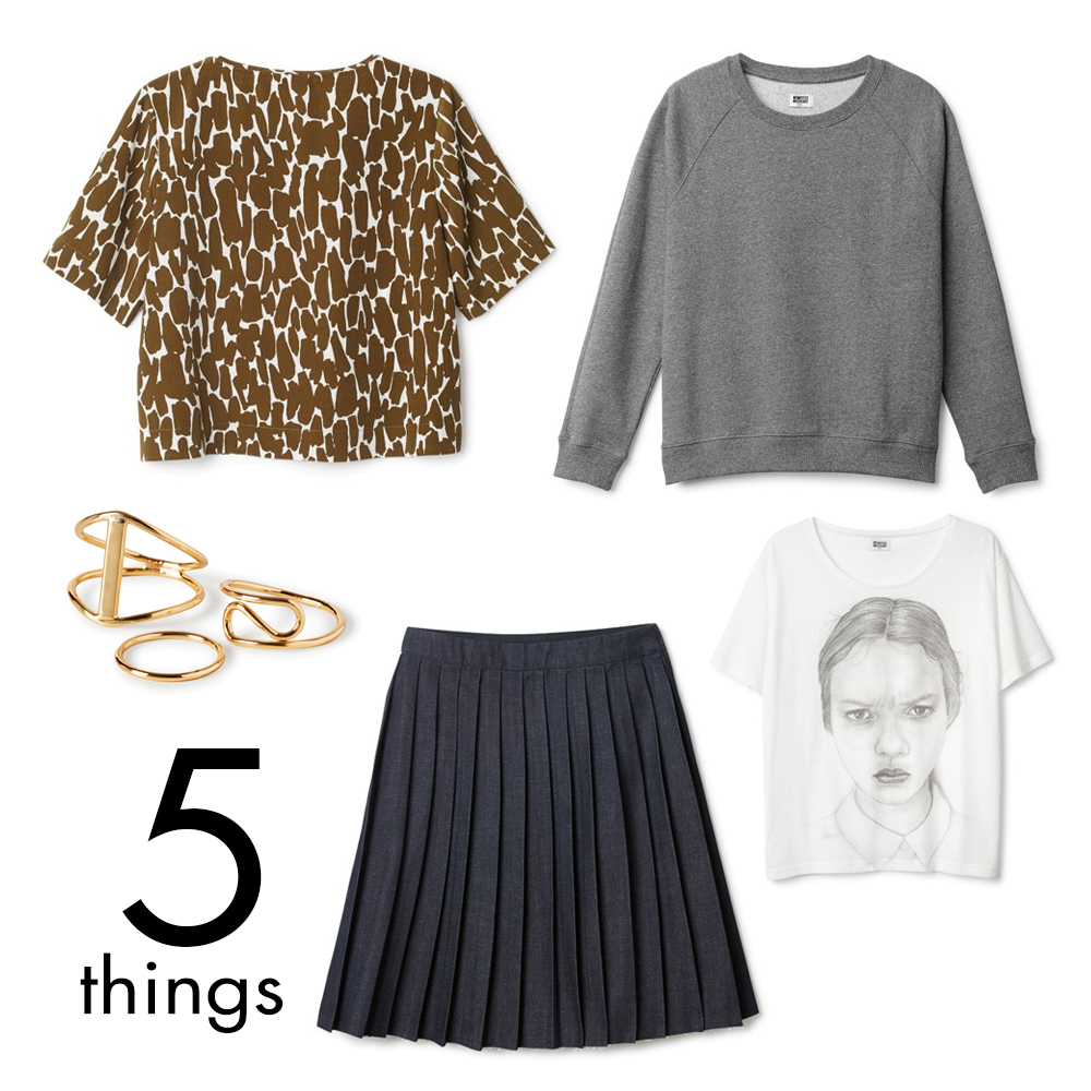 5thingsweekday